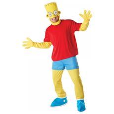 Costume Bart Simpson